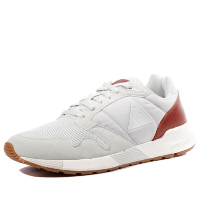 Le Coq Sportif OMEGA CRAFT TENNIS GRIS Chaussure France_v9132