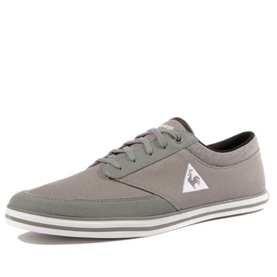 Le Coq Sportif REMILLY CVS/2 TONES TENNIS GRIS Chaussure France_v4316