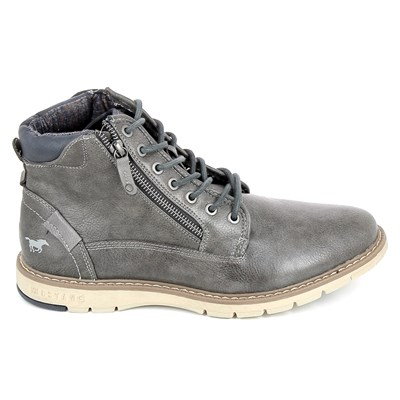 Mustang BOOTS GRIS Chaussure France_v9891