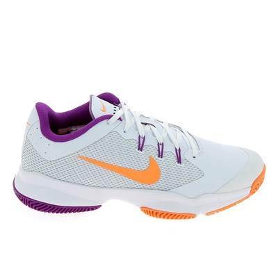 Nike AIR ZOOM ULTRA CLAY CHAUSSURES DE SPORT BLANC Chaussure France_v11187