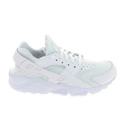 Nike HUARACHE RUN BASKETS BASSES BLANC Chaussure France_v13123