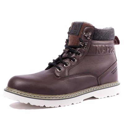 Kappa WHYMPER BOTTINES MARRON Chaussure France_v7232