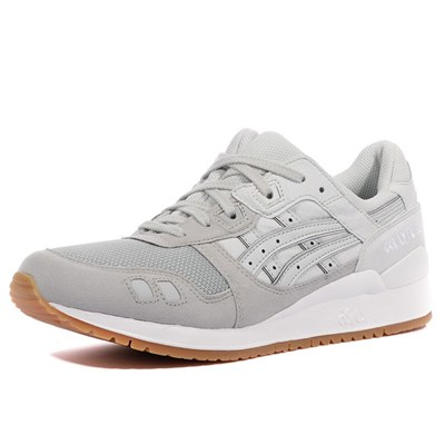 Asics GEL LYTE III CHAUSSURES GRIS Chaussure France_v13299
