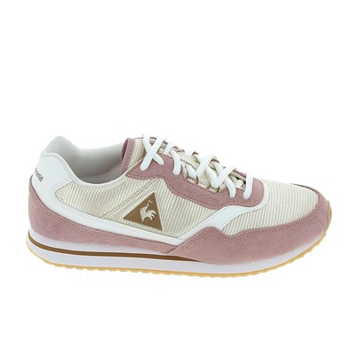 Le Coq Sportif LOUISE BASKETS BASSES VIOLET Chaussure France_v8172