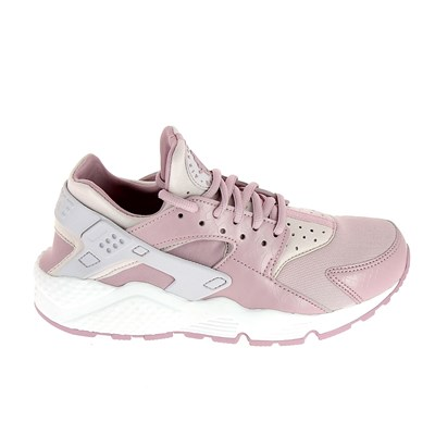 Chaussures Femme | Nike AIR HUARACHE RUN BASKETS BASSES ROSE