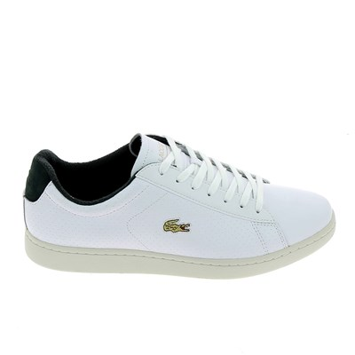 Lacoste CARNABY EVO 317 BASKETS BASSES BLANC Chaussure France_v11256