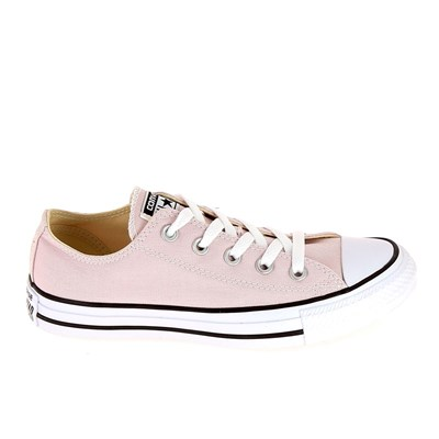 Converse ALL STAR BASKETS BASSES ROSE Chaussure France_v8758