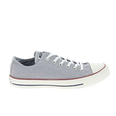 Converse ALL STAR BASKETS BASSES GRIS Chaussure France_v9663