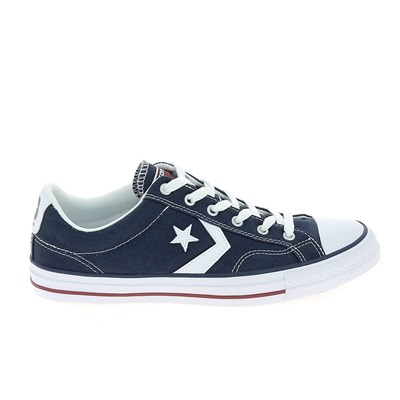 Converse STAR PLAYER BASKETS BASSES BLEU MARINE Chaussure France_v8811