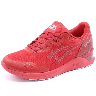 Asics GEL LYTE EVO NT CHAUSSURES ROUGE