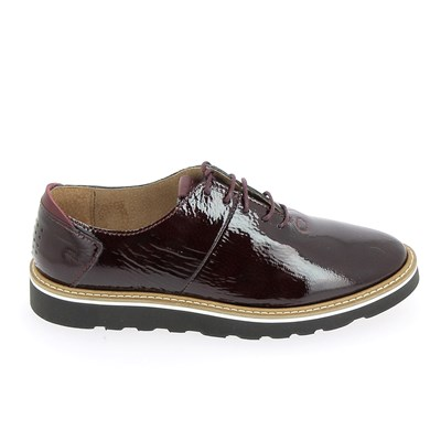 Tbs TRINITY DERBIES ROUGE Chaussure France_v6527