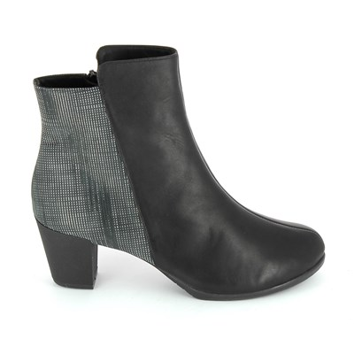 Tbs KATELYN BOTTINES NOIR Chaussure France_v12487