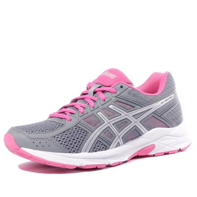 Asics GEL CONTEND 4 CHAUSSURES RUNNING GRIS Chaussure France_v4862
