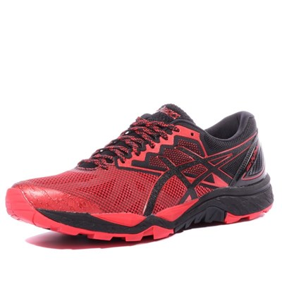 Asics GEL FUJITRABUCO 6 CHAUSSURES TRAIL NOIR Chaussure France_v13852