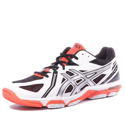 Asics GEL VOLLEY ELITE 3 CHAUSSURES VOLLEY-BALL BLANC Chaussure France_v12404