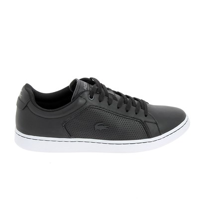Lacoste CARNABY EVO BASKETS BASSES NOIR Chaussure France_v12036