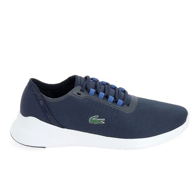 Lacoste LT FIT 118 BASKETS BASSES BLEU MARINE Chaussure France_v11306