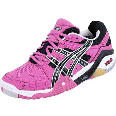 Chaussures Femme | Asics GEL CYBER POWER CHAUSSURES VOLLEYBALL ROSE