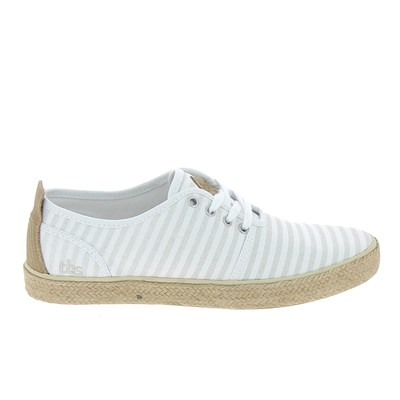 Tbs REMINDS BASKETS BASSES BLANC Chaussure France_v3744
