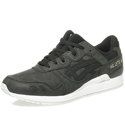 Asics GEL LYTE III CHAUSSURES NOIR Chaussure France_v12784