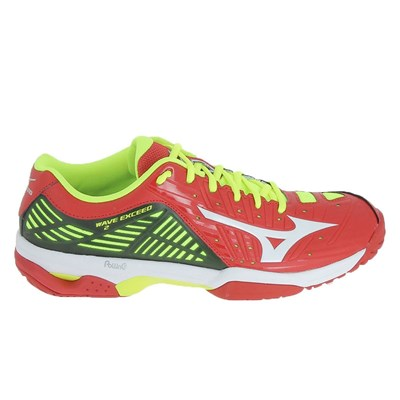 Mizuno CHAUSSURES DE SPORT ROUGE Chaussure France_v13583