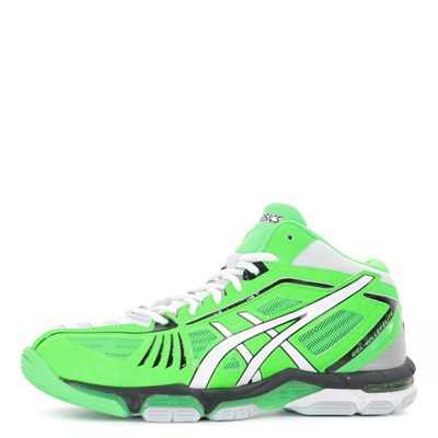 Asics GEL-VOLLEY ELITE 2 CHAUSSURES VOLLEY-BALL VERT Chaussure France_v12405