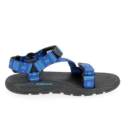 Columbia BIG WATER SANDALES BLEU Chaussure France_v10893