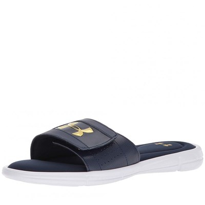 Under Armour TONGS BLEU Chaussure France_v2072