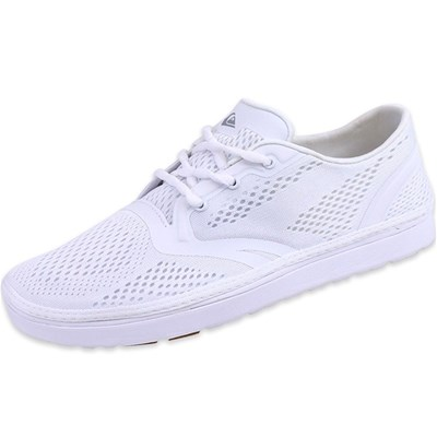 Chaussures Homme | Quiksilver TENNIS BLANC