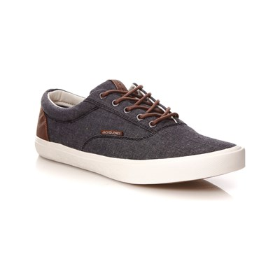 Jack & Jones JFWVISION LOW SNEAKERS ANTHRAZIT