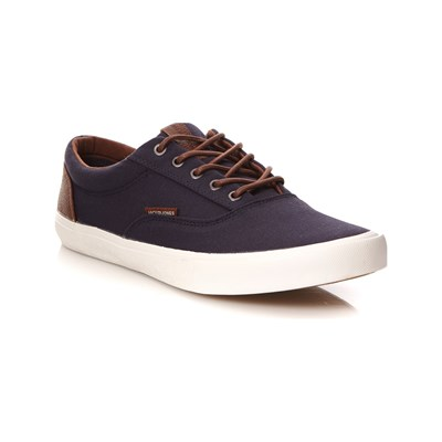Jack & Jones JFWVISION LOW SNEAKERS MARINEBLAU