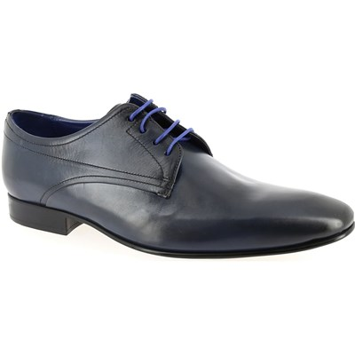 Azzaro DERBIES BLEU MARINE Chaussure France_v14206