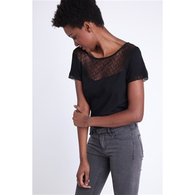 Bonobo Jeans TOP NERO