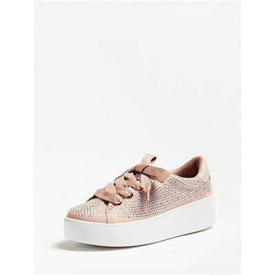 Clous Rose Caoutchouc Applications Sneakers Guess Townie 3162926 RwIFqt