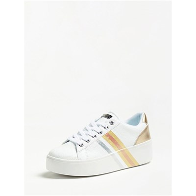 Guess TALLI SNEAKERS BLANC Chaussure France_v8019