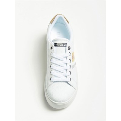 Caoutchouc Sneakers Guess Blanc Talli 3162934 q5OOtS