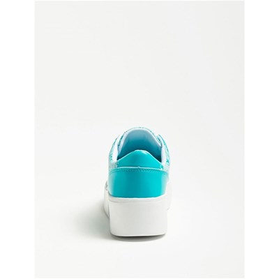 Talli Caoutchouc Sneakers Turquoise 3162936 Guess wp1xqw