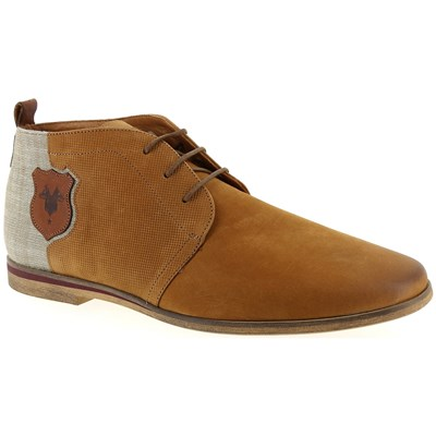 Kost DERBIES CAMEL Chaussure France_v12828