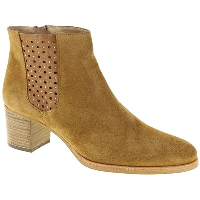 MURATTI BOOTS CAMEL Chaussure France_v15410