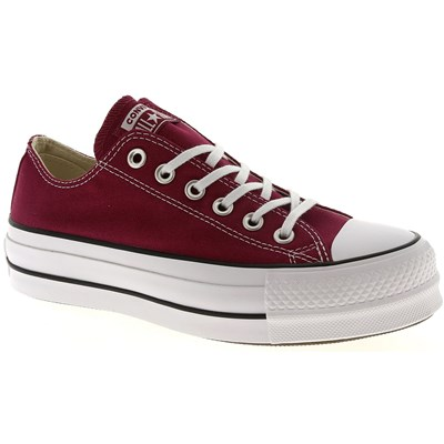 Converse CHUCK TAYLOR ALL CHUCK TAYLOR ALL STAR BASKETS BASSES BORDEAUX Chaussure France_v11652