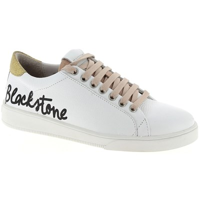 Blackstone RL BASKETS BASSES BLANC