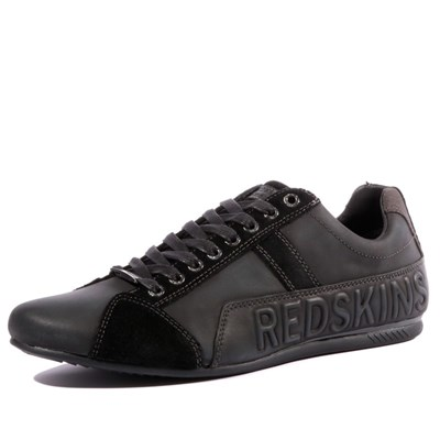 Redskins CUESTO BASKETS BASSES NOIR Chaussure France_v7175
