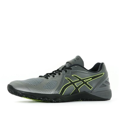 Asics CONVICTION X CHAUSSURES SPORT GRIS Chaussure France_v8320