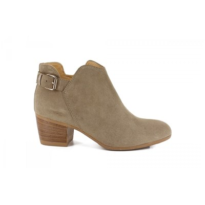 Manas BOTTINES GRIS Chaussure France_v9899