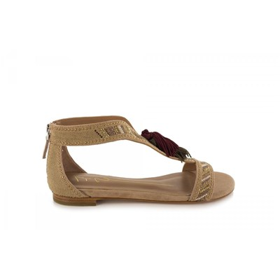 Lola Cruz SANDALES MARRON Chaussure France_v14473
