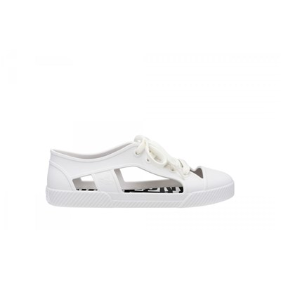 Melissa BASKETS BASSES BLANC Chaussure France_v8121