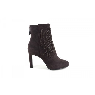 Lola Cruz BOTTINES MARRON Chaussure France_v13565