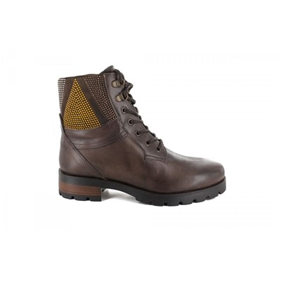 Manas BOTTINES MARRON Chaussure France_v13564