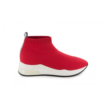 Chaussures Femme | Liu Jo BASKETS BASSES ROUGE