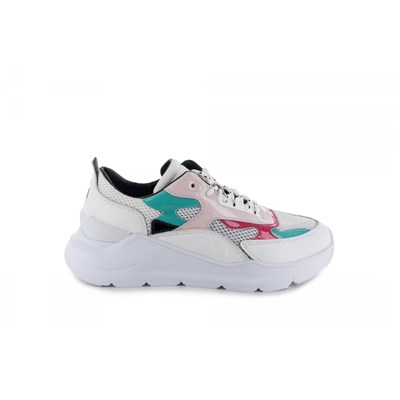 D.a.t.e. BASKETS BASSES BLANC Chaussure France_v13391
